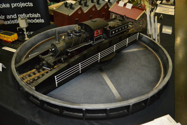LGB Turntable (45mm)