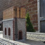 Gauge 1 Water Tower.