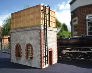 BM0032 - Gauge 1 Extra Large Water Tower