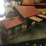 16mm Lynton Goods Shed Finished